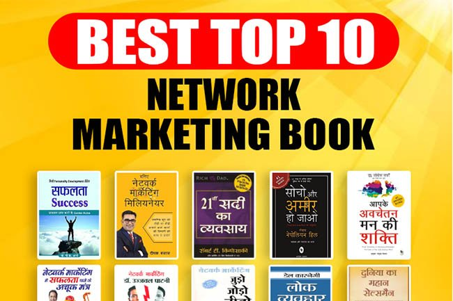 Best books for network marketing business