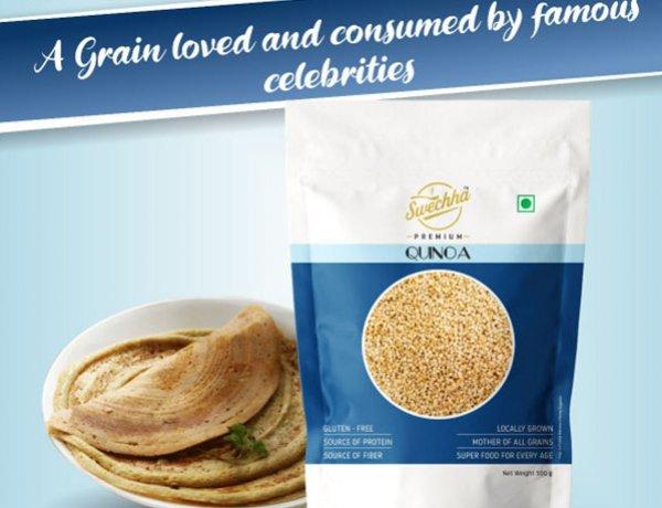 Swechha Quinoa Seeds - benefits, price, recipe, uses
