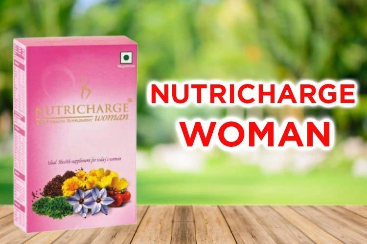 nutricharge woman   nutricharge woman benefits