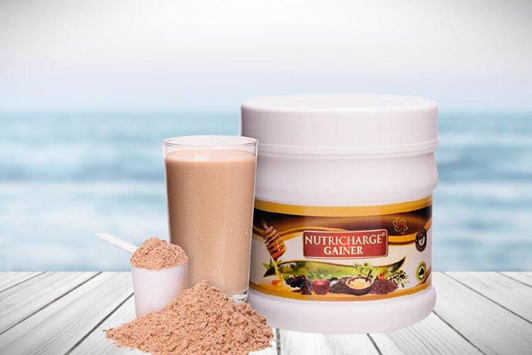 Nutricharge Gainer - benefits, price, uses, ingredients