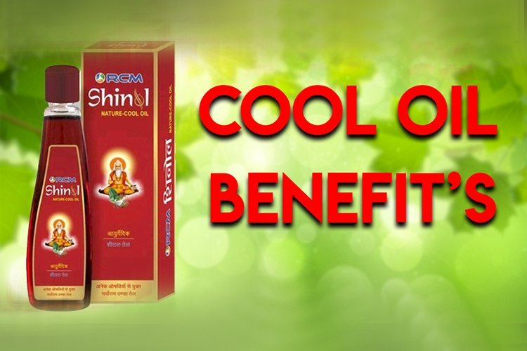 Rcm shinol nature cool oil