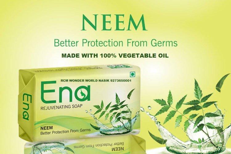 Benefits of RCM Ena neem soap