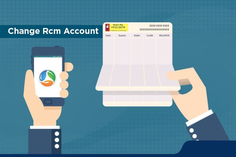Change Bank Account Number in Rcm Business