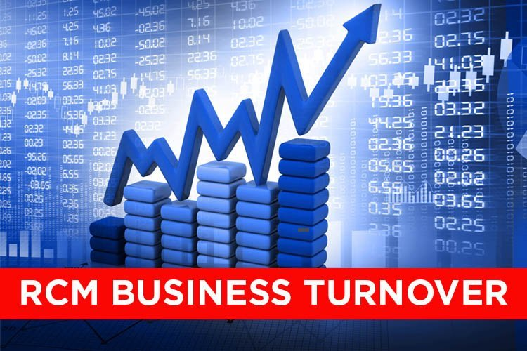 Highest Turnover Of Rcm Business in 2019-2020