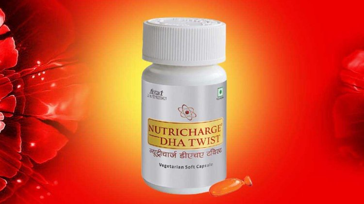 Nutricharge DHA Twist - benefits, price, review, bv, dp