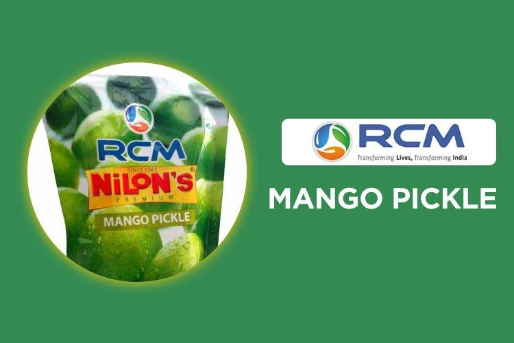 Rcm Mango Pickle - benefits, price, ingredients