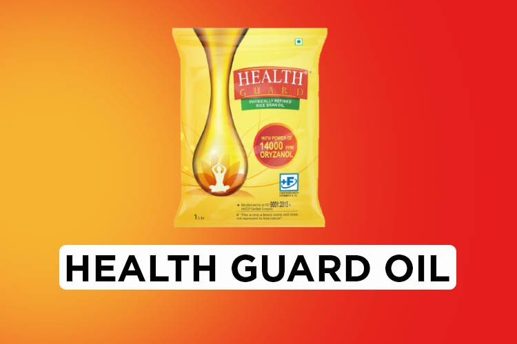 Health Guard Oil - rcm rice bran oil, benefits, price