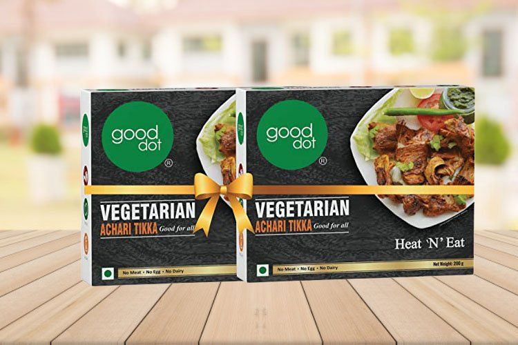 Good Dot Achari Tikka - benefits, price, bv, ingredients