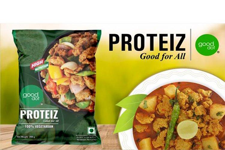 Rcm Good Dot Proteiz - rcm products, recipe, kitchen