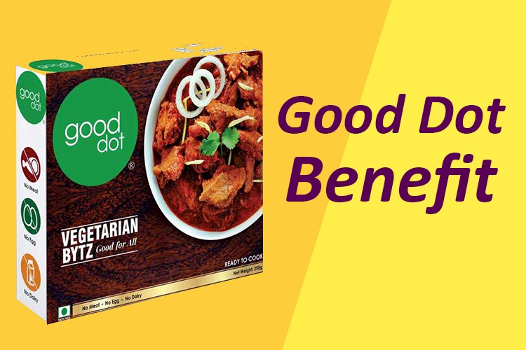 Good dot vegetarian bytz benefit