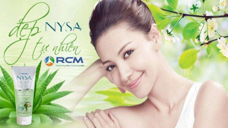 Rcm nysa face wash