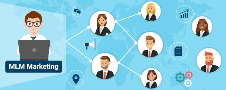 What is Network Marketing MLM business