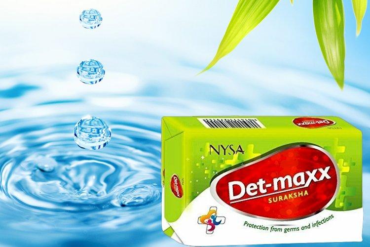 Benefits of RCM detmaxx soap in Hindi