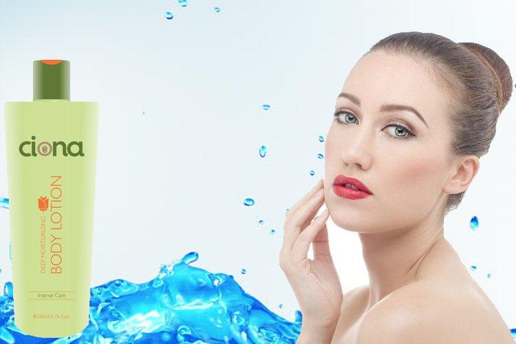 Benefits of RCM ciona body lotion
