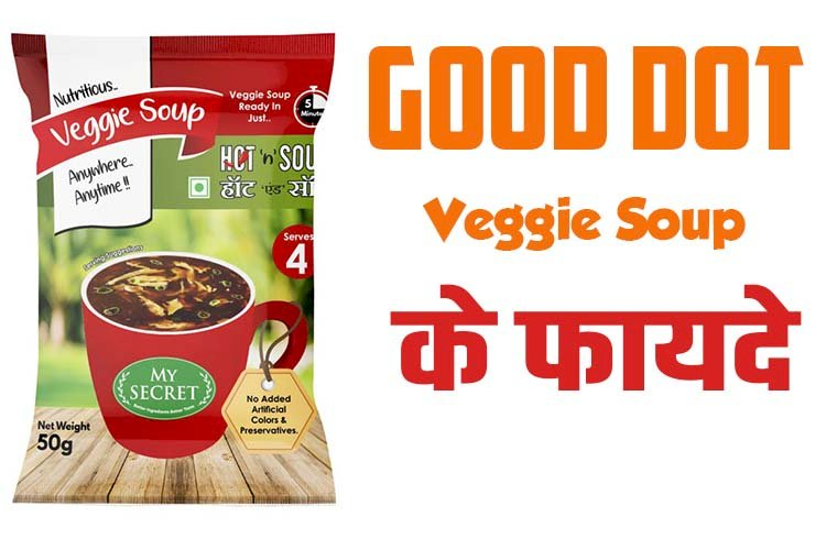 Benefits of good dot veggie soup