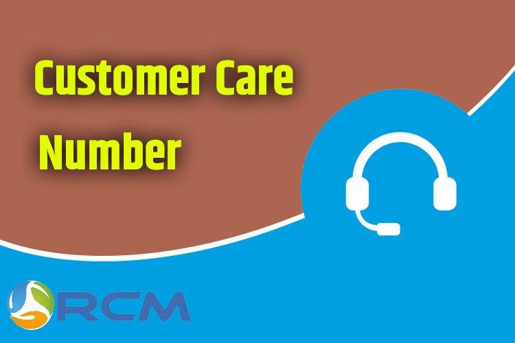 Rcm business customer care number