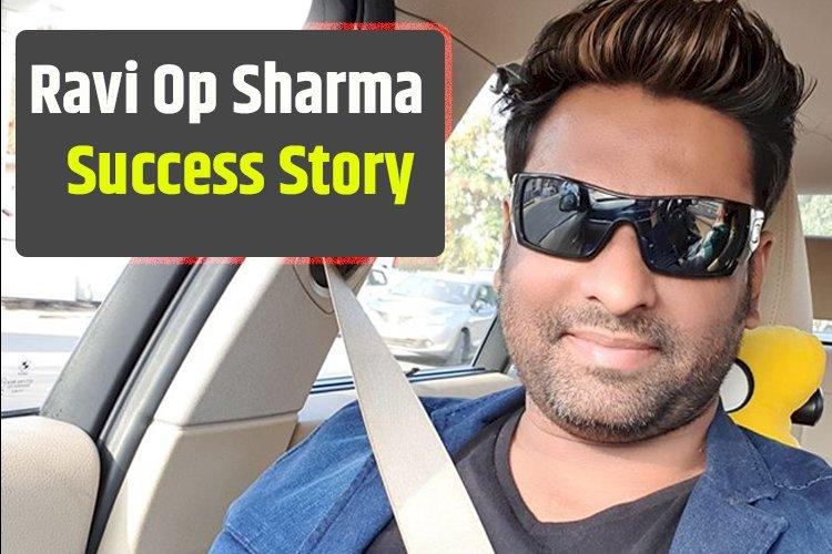 Success story of Ravi op Sharma