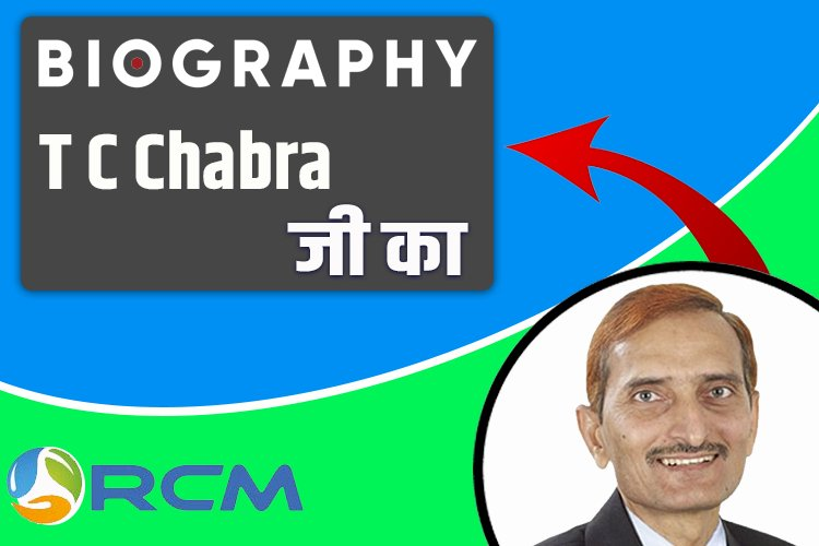 Biography of trilok chand chhabara