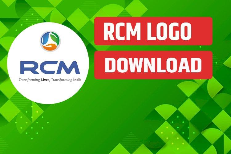 Rcm Logo Download | Rcm Business Logo Download | New Rcm Transparent Logo